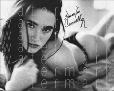 Jennifer Connelly sexy signed 8X10 inch print poster photo wall art autograph RP