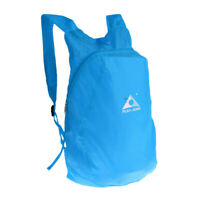 20L Faltbarer Rucksack Faltrucksack Sporttasche Ultraleicht Outdoor Tasche