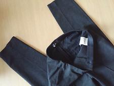 Damen Jeans Hose CAMBIO ROS Gr 36 W27 L34 / L32 schwarz Stretch Top