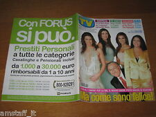TV SORRISI E CANZONI=2005/14=PIPPO BAUDO=JULIA SMITH=SABRINA MESSINA=BARROS G.=
