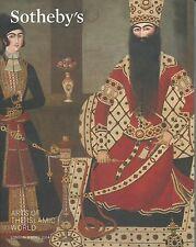SOTHEBY'S ISLAMIC ARAB ART OTTOMAN QAJAR CARPETS MOROCCAN JEWELRY Catalog 2014