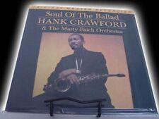 HANK CRAWFORD BALLAD OF SOUL MFSL Rare Audiophile LOW #D 104 Sealed 200GRAM LP