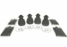 2004-2010 Bobcat 2200 4x4 UTV: Set of 4 Heavy Duty Front Axle CV Boot Kits