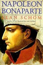 Napoleon Bonaparte: A Life, Schom, Alan, 0060929588, Book, Acceptable