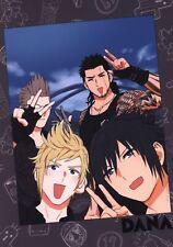 New listing Doujinshi Ami (Ieda Akiho) DANA (Final Fantasy 15 All characters)