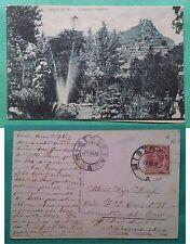 Mistretta - Giardino Pubblico 1918