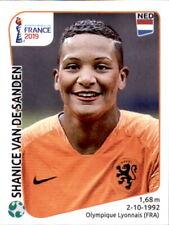 Panini Frauen WM 2019 Sticker 401 - Shanice van de Sanden - Niederlande