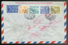 BERLIN 1954 123 +etc BUNTE MIF-> IRAK!(N6198a