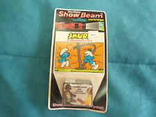 Vintage 1982 View-Master Show Beam Smurf in Symphony C Cartridge NEW Smurfs