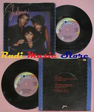 LP 45 7'' SHALAMAR Dead giveway I don't wanna be the last to know no cd mc dvd