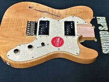 NEW Fender Squier Classic Vibe 70s Telecaster Thinline  LOADED BODY