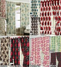 Polycotton Country Eyelet Top Curtains & Pelmets