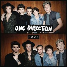ONE DIRECTION 1D: FOUR 4 CD NEW