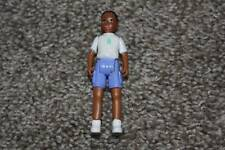 Sweet Streets Fisher Price Camp Girl African American Camping Doll Toy RARE