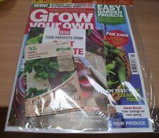 New Gardening Magazines