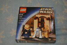 LEGO Jabba's Message 4475 Star Wars Factory Sealed 44pcs Bib Fortuna NEW