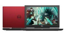 New Dell G5587-7037RED-PUS 15.6'' FHD Laptop i7-8750H 8GB 1TB+128GB GTX 1050Ti