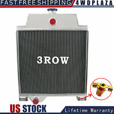 Radiator For John Deere For Jd300 Jd301 820 920 1020 1120 Tractor Oe At20797