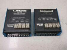 Lot of 2 Western Electric Minarik MicroMaster Process Controller Modules WP6020