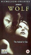 Wolf [VHS], Acceptable VHS, Ron Rifkin, Om Puri, David Hyde , Mike Nichols