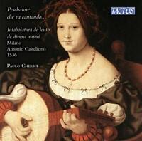 Paolo Cherici - Peschatore Che Va Cantando [Paolo Cherici] [Tactus: TC 530003]