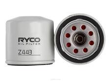 Ryco Oil Filter Z443 - For Suzuki SWIFT FZ 1.4L 1.6L SUZUKI APV - BOX OF 4