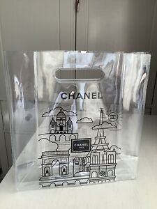 CHANEL Beauty Tote Bag Accessory Fall 2021 Brand New VIP
