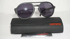 Carrera New Sunglasses Gold Red Black Shield Grey 167/S Y119O 50 22 140