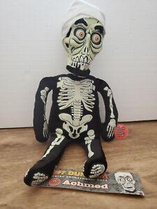 "Jeff Dunham TALKING ACHMED Terrorist 18"" Doll Plush 2012 NEW w/ Tags + Batteries"