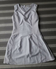 robe  beige/gris été marque mini mignon 14 ans