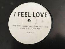 "Vanessa-Mae - I Feel Love (EMI 12EMDJ 503 12"", Promo) VG cond."