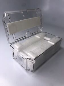 BRAND NEW Watch Box Travel Case Coffin Styrofoam Insert For Rolex And Others