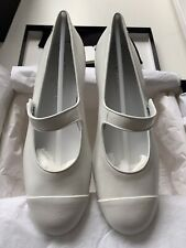 Chanel Mary Jane Patent Leather Pumps