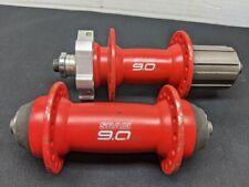 Vintage Sram 9.0 SL painted hub set NOS
