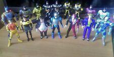 Kenner batman Bundle 15+ figuresand a 12 inch Mr freeze doll