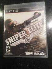 Sniper Elite V2 - Playstation 3 Brand New Factory Sealed