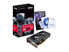 Sapphire Radeon RX 480 RX480 Mining NITRO+ 4GB GDDR5 PCI-E Video Card HDMI NEW