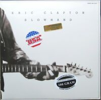 "Eric Clapton "" SLOWHAND "" Remastered 200 G Vinyl LP 35th Anniversary Half Speed"