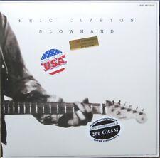 "Eric Clapton "" SLOWHAND "" Remastered 200 G Vinyl LP 35th Anniversary Half Speed"