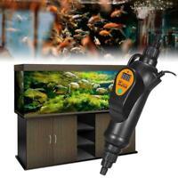 Aquarium Außenheizung Aquarium Digitaler Heizstab Anschlussfilter Pumpe ode P2L6
