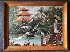 Japan Oil Painting