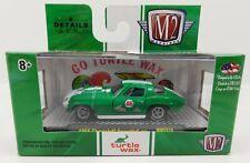 M2 Machines 1966 Chevrolet Corvette 427 Turtle Wax Walmart Exclusive 1:64 Scale