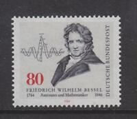 1984 WEST GERMANY MNH STAMP DEUTSCHE BUNDESPOST  FRIEDRICH BESSEL   SG 2067