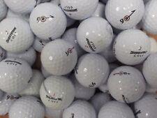 50 BRIDGESTONE E6 GOLF BALLS GRADE 2 / GRADE B  LAKE BALLS FREE DELIVERY
