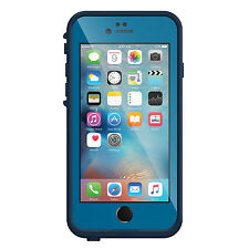 LifeProof Fre Waterproof Shock Snow Proof Case Cover iPhone 6s 6 Banzai Blue