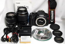 Canon EOS Kiss X5 with 18-55mm  and 55-200mm