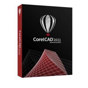 Corel-CAD-2021 Full Lifetime Version Windows