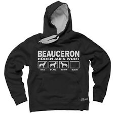 Sweatshirt Beauceron hear the word by siviwonder Hoodie