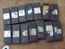 Lot of 1 MBM2764-25  EPROM ic chip Cf1-9