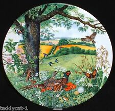 Wedgwood ~ Colin Newman's Country Panorama ~ 1. Bradex Sammelteller